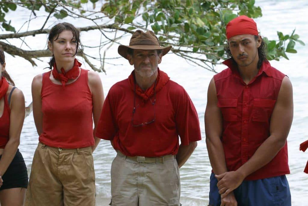 Moundir Koh-Lanta 2003
