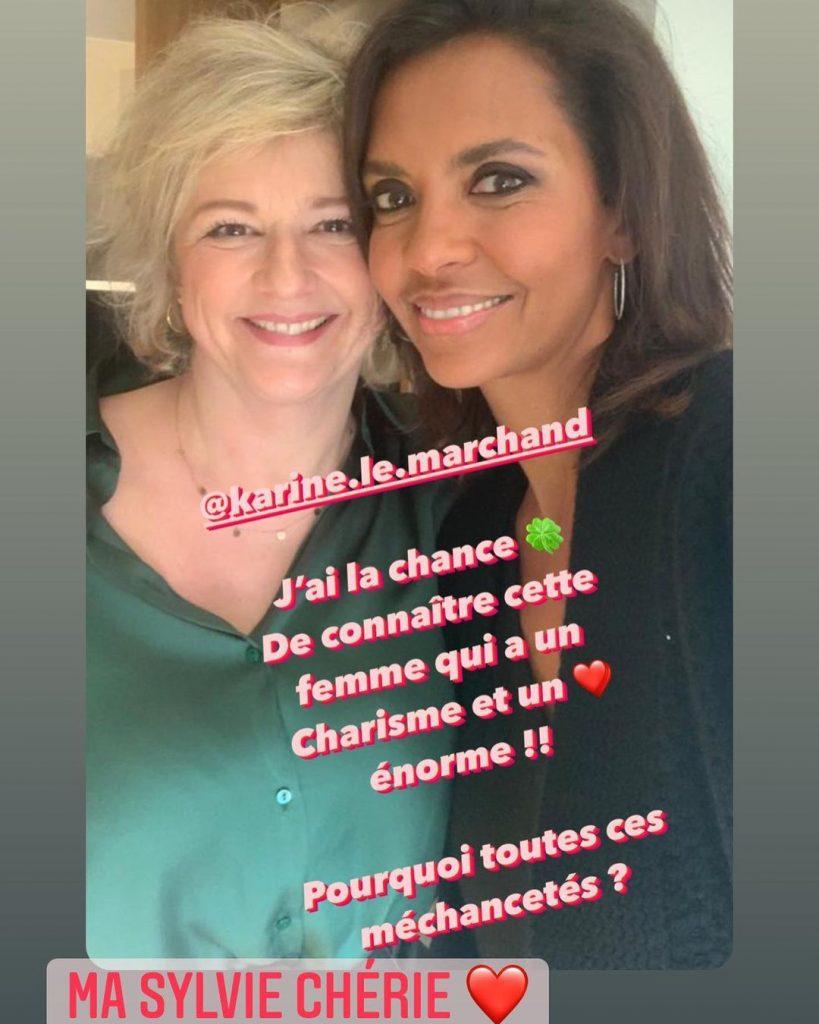 Sylvie Karine Le Marchand