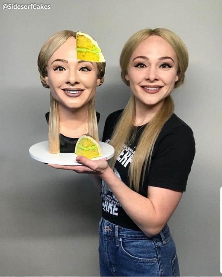Un gâteau pas comme les autres