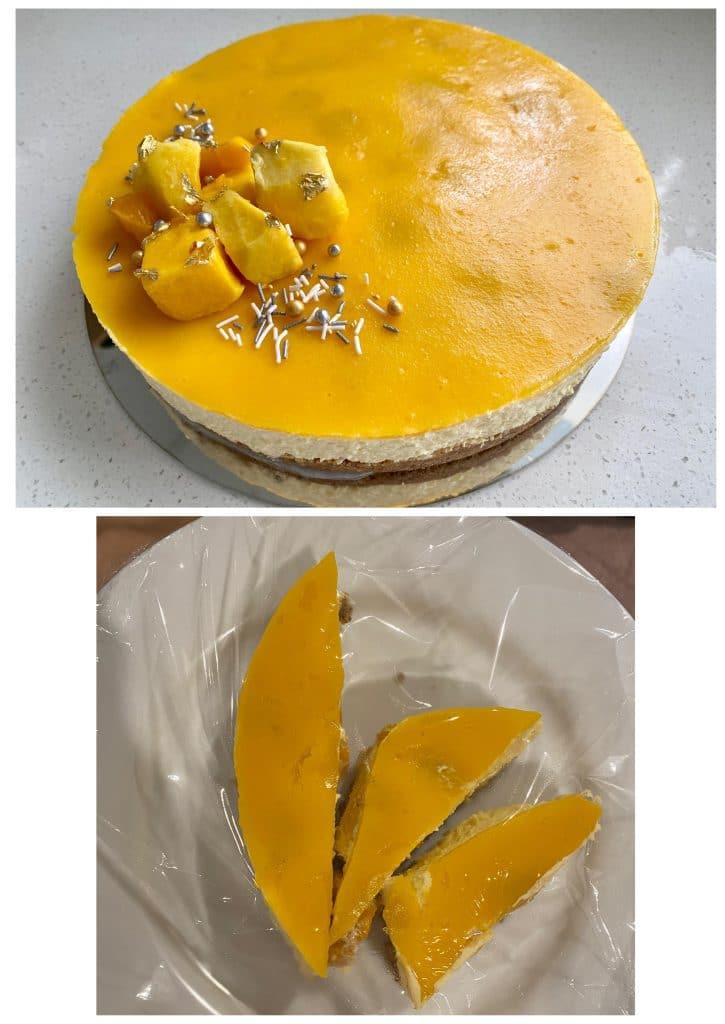 Un gâteau pour la fête des pères