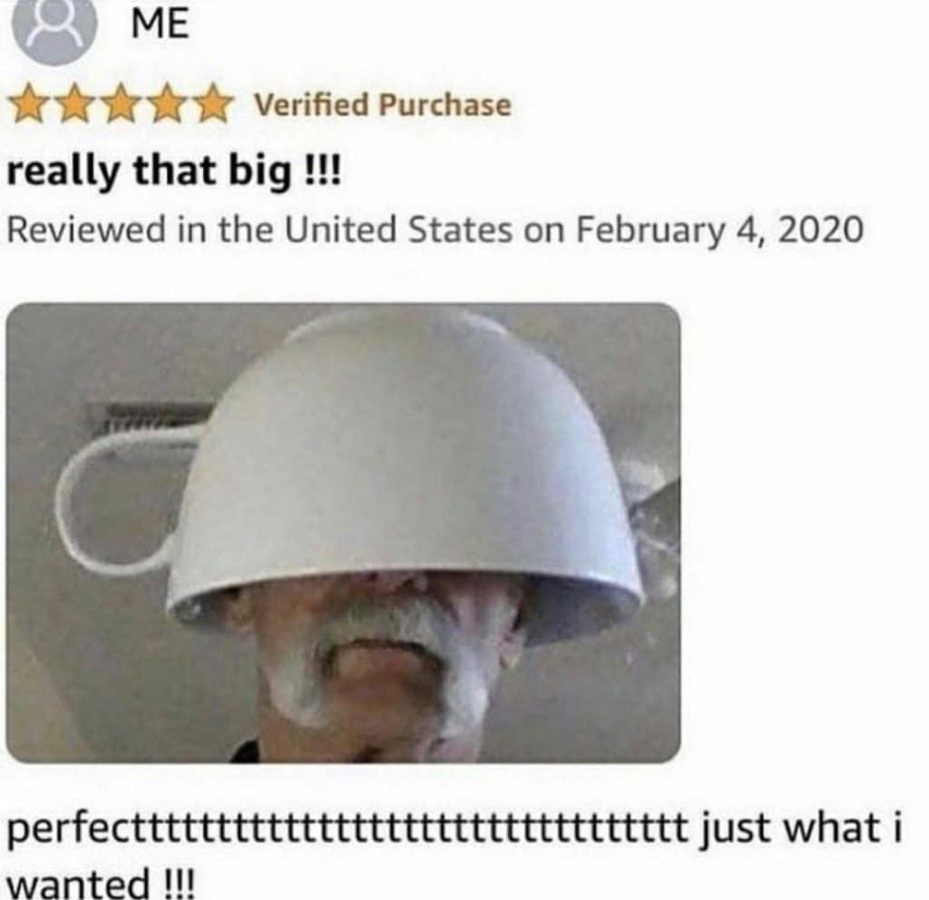 Une grande tasse
