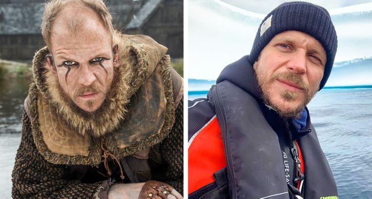 Floki de la série Vikings avec/sans costume