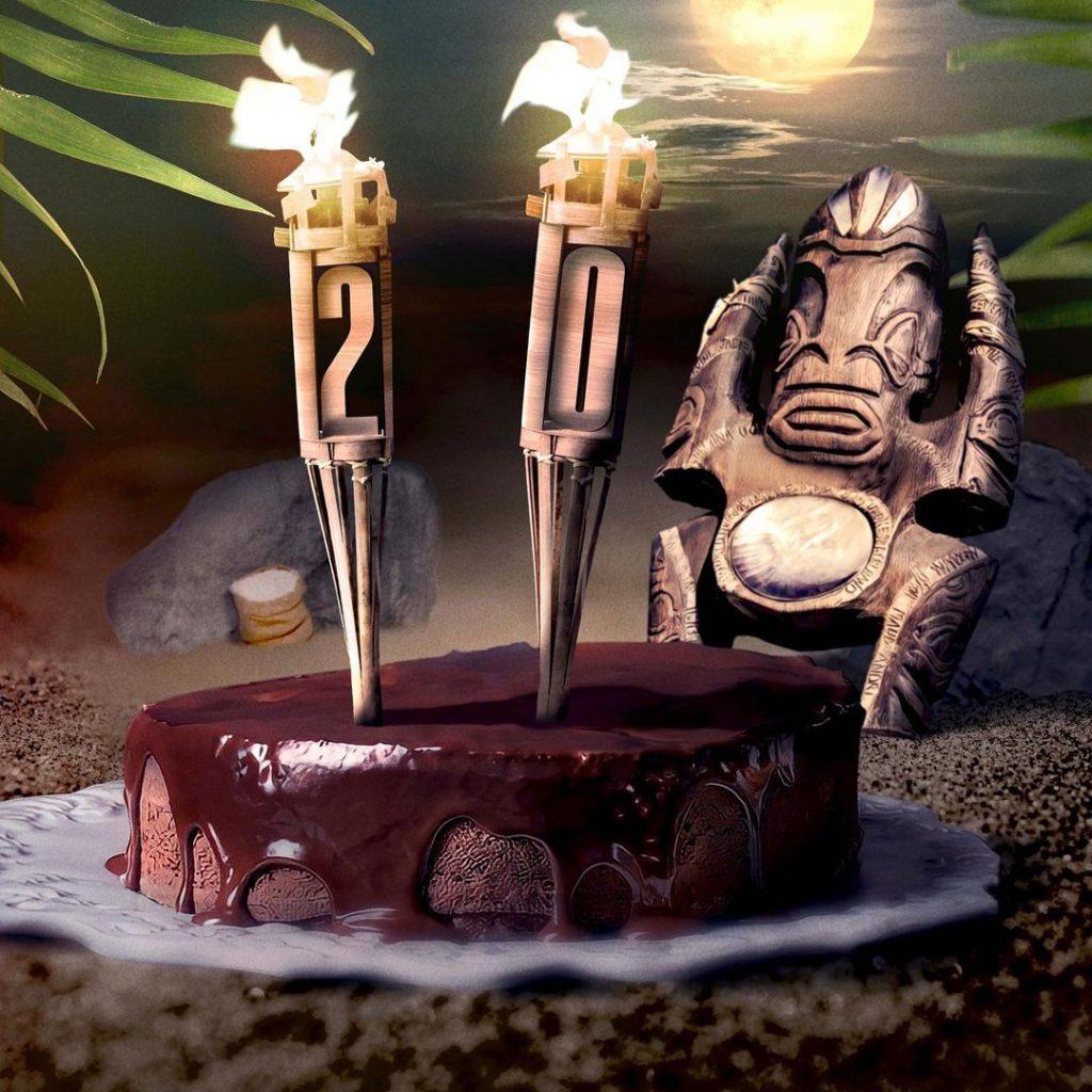 Célébration des 20 ans de Koh-Lanta