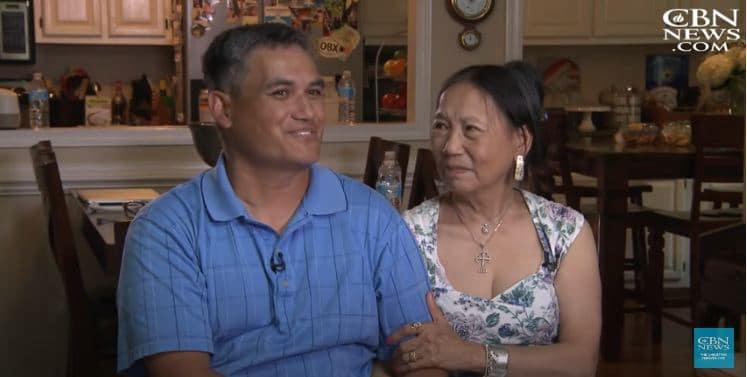 Thuy-Nga Thi et Kirk Kellerhals parlent de leurs sentiments