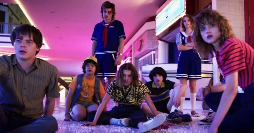 stranger things personnage
