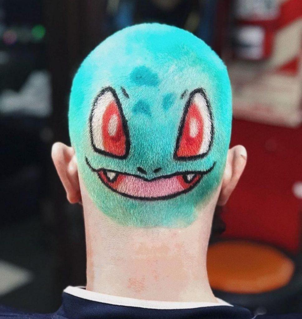 un grand fan de Pokémon
