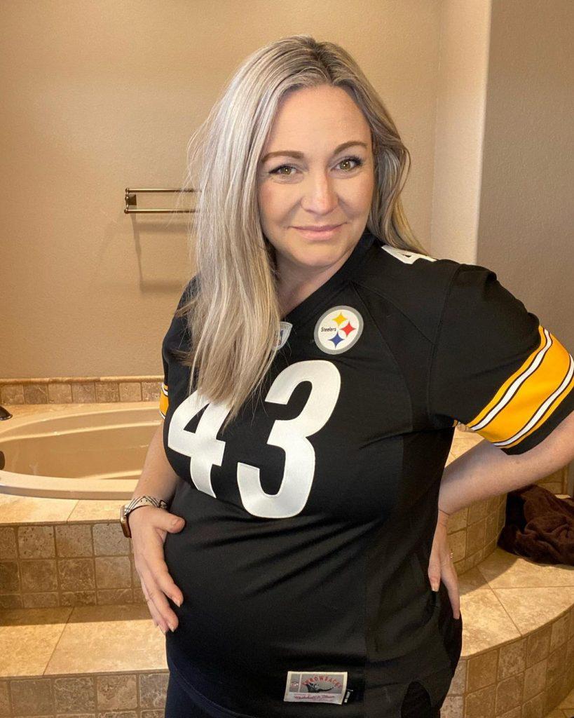 Enceinte à 62 ans Jenny
