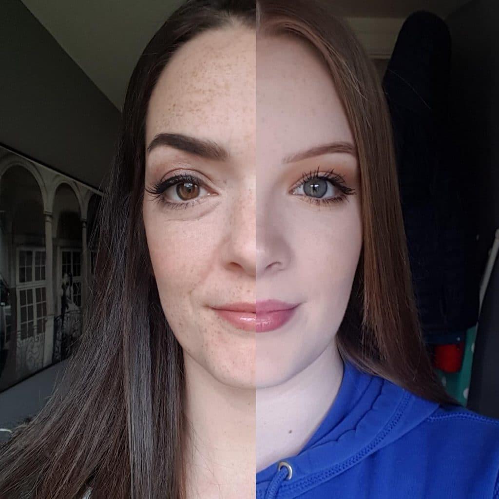 Ressemblance entre la mère et la fille