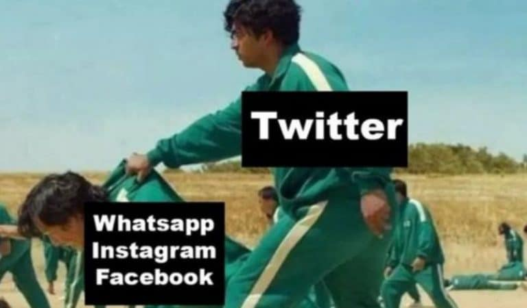 Les tweets les plus drôles après la panne de Facebook, Instagram et WhatsApp