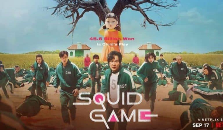 Squid Game ou le nouveau phénomène Netflix : voici les recettes de son succès